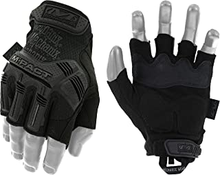 Mechanix Wear - M-Pact Fingerless Covert Tactical Gloves (X-Large, Black)