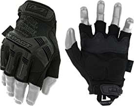 Mechanix Wear - M-Pact Fingerless Covert Tactical Gloves (X-Large, Black)
