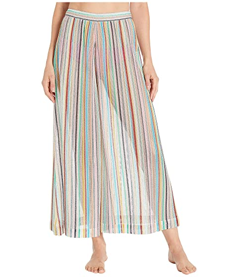 Missoni Mare Striped Cover-Up Skirt