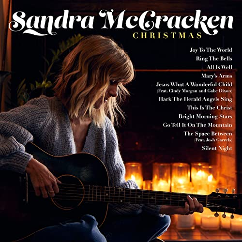 Sandra McCracken - Christmas (2019)