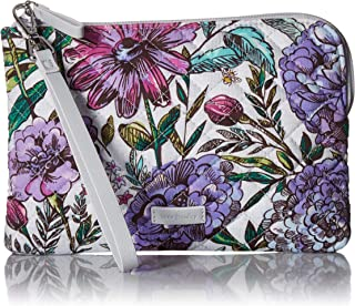 Vera Bradley womens Iconic Pouch Wristlet, Signature Cotton