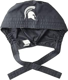 Men's Michigan State University Scrub Cap, Pewter, 1SZ