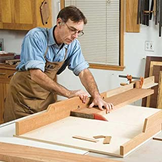Woodworking Project Paper Plan to Build Dead On Accurate Crosscut Sled