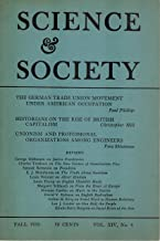 Science & Society, Vol. XIV, No. 4, Fall 1950, includes Christopher Hill on