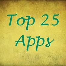 Top 25 Apps for Kindle Fire, Top 25 Apps for Kindle Fire HDX