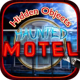 Hidden Objects Haunted Motel, Hotel, Mansions & Manors - Adventure & Puzzle Games FREE