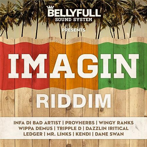 Bashment Mix (Imagin Riddim mega mix) by Bellyfull Sound on