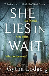 She Lies in Wait: The gripping Sunday Times bestselling Richard & Judy thriller pick (Jonah Sheens 1) (English Edition)