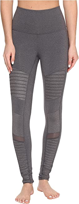 ALO - High Waisted Moto Leggings