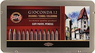 comprar comparacion Lápices Soft Pastel de KOH-I-NOOR Artista (juego de 12)