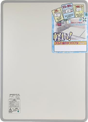 ミエ産業 組合せタイプ 風呂ふた プレステージ M-12 アイボリー/ブルー 2枚組