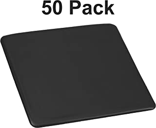 Flash Furniture 50 Pk. Replacement Seat for Black and Mahogany Resin Folding Chairs -
