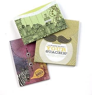 K&CompanySmash Scrapbook Gusseted Pockets, Modern