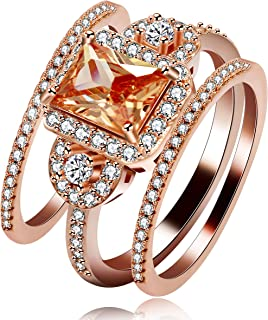 engagement rings sets on sale