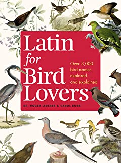 bird genus species name