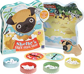 Educational Insights Shelby The Pug Snack Shack Counting Game: Early Math Preschool Game