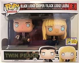 Twin Peaks Funko POP! TV Black Lodge Cooper & Laura Exclusive Vinyl Figure