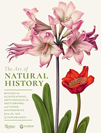 The Art of Natural History: Botanical Illustrations, Ornithological Drawings, and Other Masterpieces from the Age of Exploration