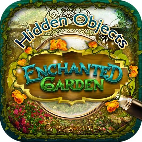 Hidden Objects – Enchanted Secret Garden Passages & Object Time Seek Find Game