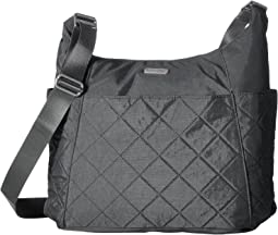 Quilted Hobo Tote with RFID