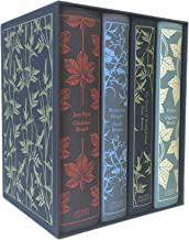 The Brontë Sisters Boxed Set: Jane Eyre, Wuthering Heights, The Tenant of Wildfell Hall, Villette (Penguin Clothbound Clas...