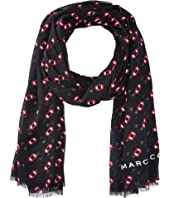 Marc Jacobs - Monogram Scream Oblong