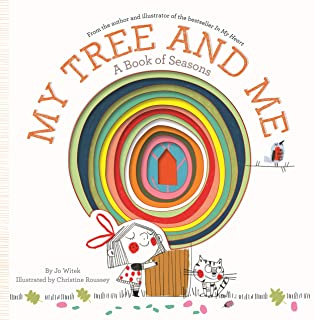 My Tree and Me: A Book of Seasons (Growing Hearts)