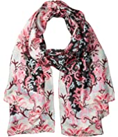 Kate Spade New York - Tapestry Silk Oblong Scarf