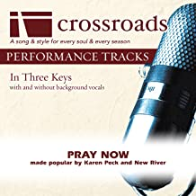 Pray Now (Made Popular by Karen Peck and New River) [Performance Track]
