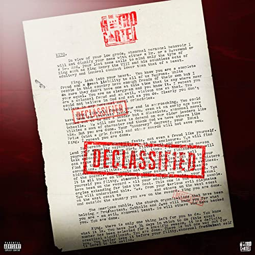 Declassified [Explicit] by The Metro Cartel on Amazon Music ...