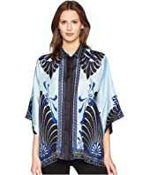 Versace Collection - Camicia Donna Tessuto Three-quarter Sleeve Shirt