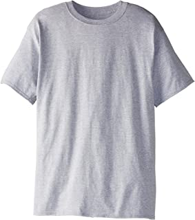 Hanes Mens O518T Tall Short-Sleeve Beefy T-Shirt (Pack of Two) Short Sleeve T-Shirt