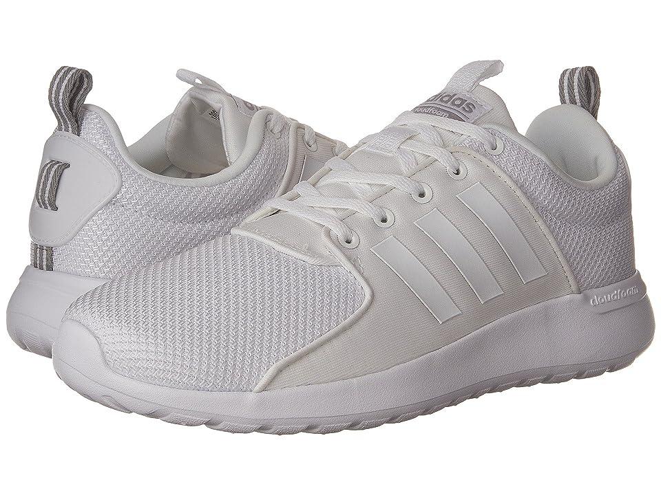 adidas Cloudfoam Lite Racer (White/White/Onix) Men