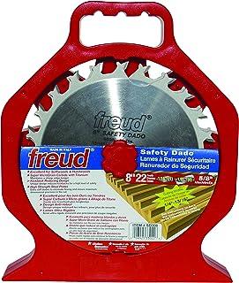 """Freud 8"""" x 22T Safety Dado Sets (SD308)"""
