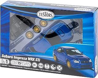 subaru model car kits