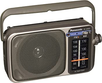 Panasonic RF-2400D AM / FM Radio