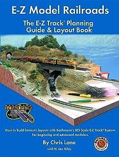 Bachmann Trains E-Z MODEL RAILROADS TRACK PLANNING BOOK