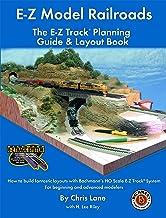 Bachmann E-Z Modelo ferrocarriles: La E-Z Pista guía de planificación y diseño Libro