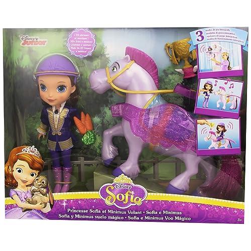 Disney Princess CKH33 - Principessa Sofia e Minimus 6b24bdd5d853