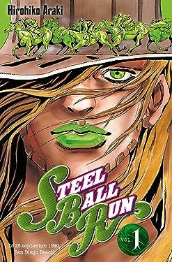 JOJO S - STEEL BALL RUN T01 (DEL.SHONEN) (French Edition)