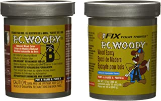 Protective Coatings 16333 12 oz PC-Woody Epoxy Paste