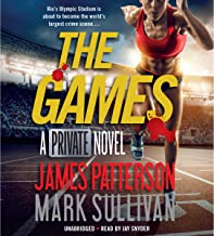 james patterson the games book