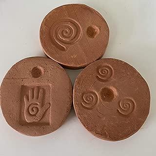 Aromatherapy Terra Cotta Stone Diffuser Set