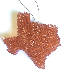 Smelldatz Butt Naked Hanging Air Freshener Car Air Freshener Car Candle Amber Texas