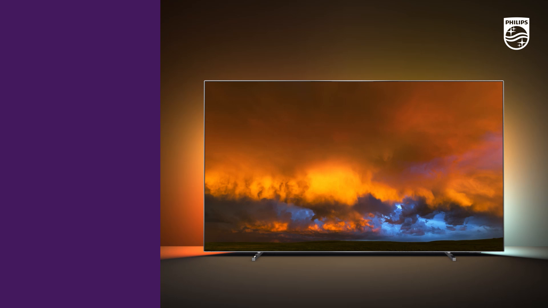 Philips 55OLED804/12 Televisor Smart TV OLED 4K UHD, 55 pulgadas (Android TV, Ambilight 3 lados, HDR10+, Dolby Vision, P5 Perfect Picture Engine, Google Assistant, Compatible con Alexa): Amazon.es: Electrónica
