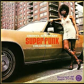 Groove Merchant Super Funk Collection - Return of Jazz Funk