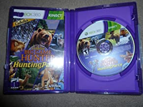 Cabela's Big Game Hunter: Hunting Party XBOX 360 Video Game Kinect GAME ONLY