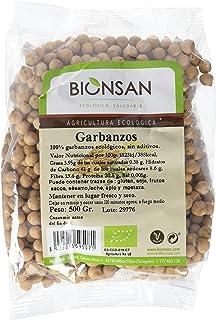 Bionsan Garbanzos Ecológicos | 6 paquetes de 500 gr. |