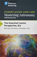 The Mastering Astronomy with Pearson eText -- Standalone Access Card -- for Essential Cosmic Perspective (8th Edition)