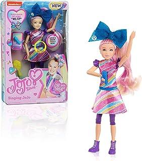 JoJo Siwa 52103 JoJo Singing Doll - #1U (10-Inch Doll) Fashion Doll